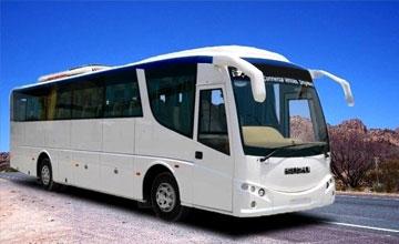 25 Seater Bus Rentals