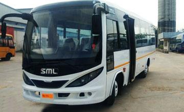 27 Seater Bus Rentals