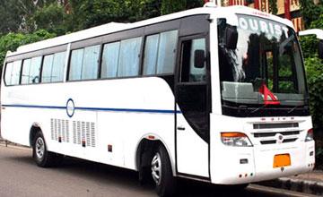 35 Seater Bus Rentals