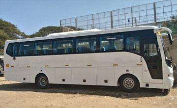 40 Seater Bus Rentals