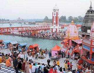 Amritsar to Haridwar Bus Hire
