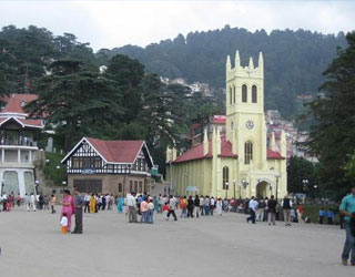 Amritsar to Shimla Bus Hire