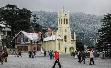 Delhi Amritsar Shimla Manali Dharamshala Amritsar