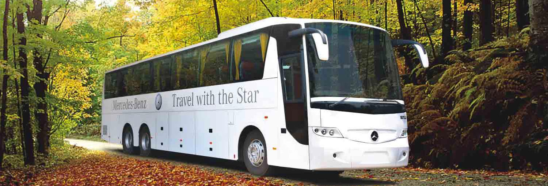 Bus Rentals in Amritsar